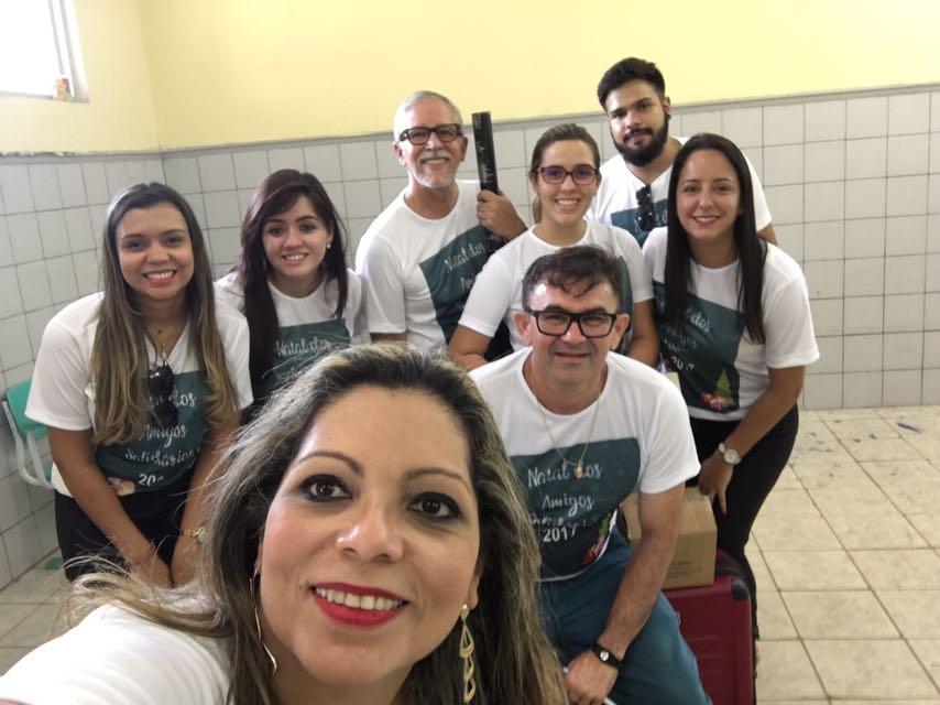 LaboÓptica participa de ação social em Mosqueiro
