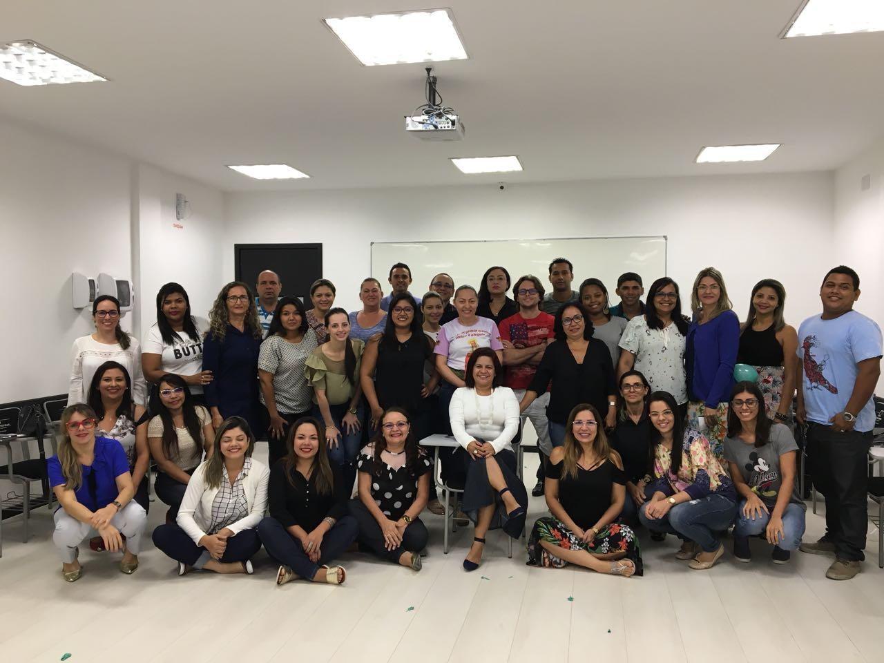 Colaboradores do GCM participaram de curso de extensão