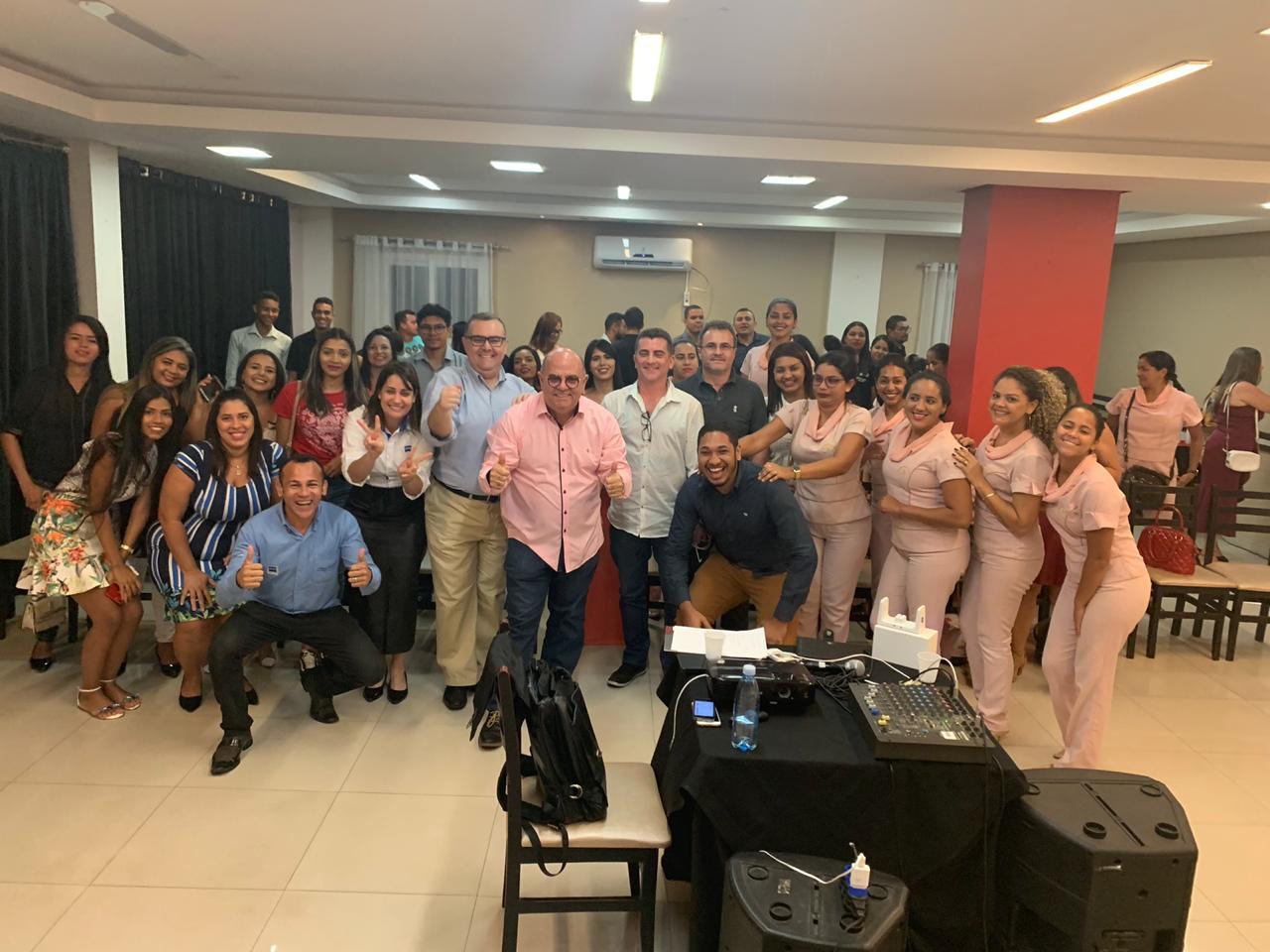 LaboÓptica e ZEISS realizam palestras para óticas de Marabá